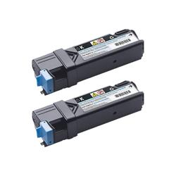 Dell 2150/2155 Black High Capacity Twin Pack Ink