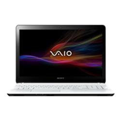 "Sony VAIO Fit E 15.5"" Core i3-3227U 1.9GHz 4GB 750GB Win8 - White"
