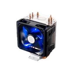 CoolerMaster Hyper 103 3 Heatpipe 1x92mm PWM Blue LED Fan Tower CPUCooler