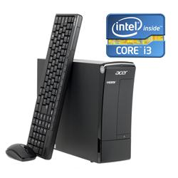 Acer Refurb Grade A Refurb Aspire x3995 Intel Core i34gb500g