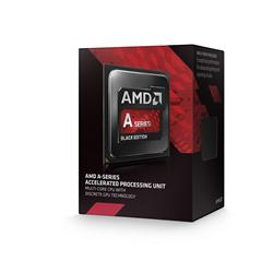 AMD A10 7850K 3.7GHz FM2 4MB Kaveri Black Edition Quad Core CPU  Radeon 8 Core R7 Series Graphics