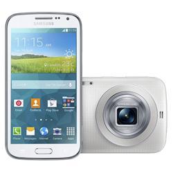 Samsung Galaxy K Zoom 20.7MP 4G NFC 4.8 Display  White
