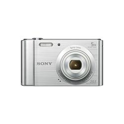Sony Compact Digital Camera Silver 20.1 MP 5 x Optical Zoom