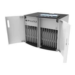 Maclocks Generic Maclocks SOLO Cabinet unit for 16 web tablets wall-mount