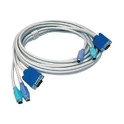 TRENDnet 15ft PS/2/VGA KVM Cable.