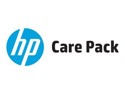 HP Care Pack 3 years warranty  parts and labour 3 years on-site