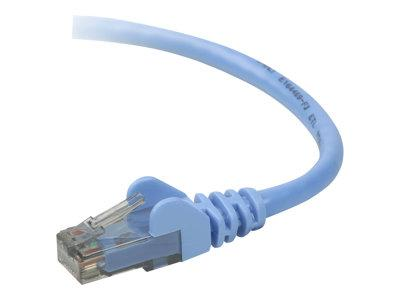 Belkin Cat6 UTP Snagless Patch Cable Blue 1m