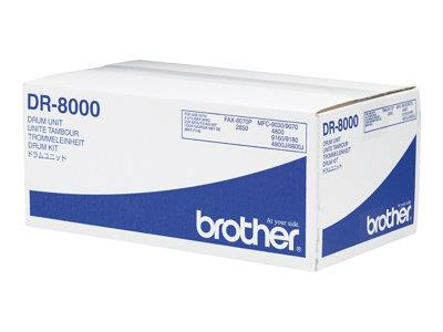 Brother MFC 9070 / 9160 / 9180 / Fax 8070P Repl Drum Dr8000 - 20000 pages