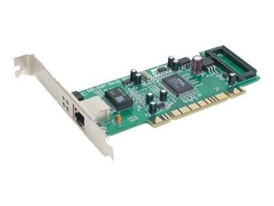 D-Link DGE-528T 10 / 100 / 1000Mbps Copper Gigabit PCI Card for PC