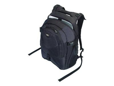 Targus Campus Notebook Backpac Black