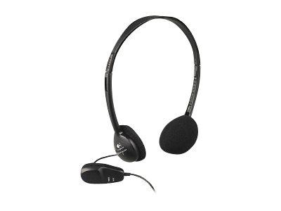 Logitech Dialog 220 - Headphones ( semi-open )