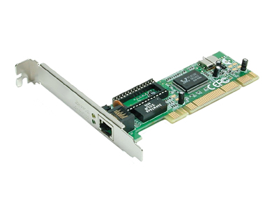StarTech.com 1 Port PCI 10/100 Mbps Ethernet Network Adapter Card
