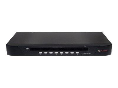 Avocent SwitchView 1000 - 1x8 PS/2/USB KVM Switch