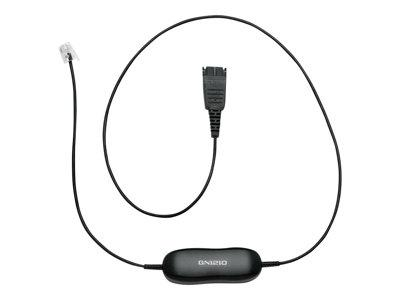 Jabra GN1200  Smartcord (straight) - for desk phone connectivity