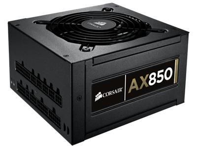 Corsair 850 Watt Pro Series Gold AX850