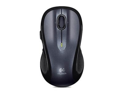 Logitech M510 Wireless Mouse 2.4GHz USB Wireless Receiver - 5 Buttons