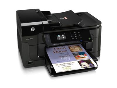 HP Officejet 6500A Plus e-All-in-One - multifunction ( fax / copier / printer / scanner ) ( colour )