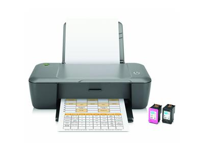 HP Deskjet 1000 - printer - colour - ink-jet
