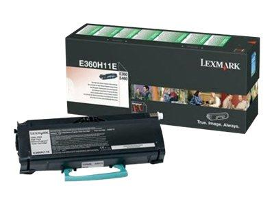 Lexmark High Yield Black Toner