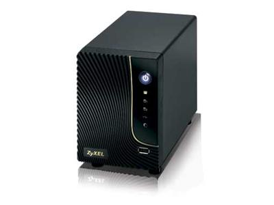 Zyxel NSA320 2-Bay Power NAS Appliance