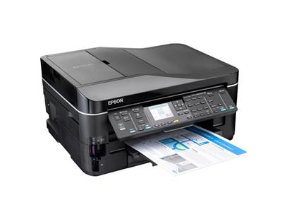 Epson Stylus Office BX625FWD - multifunction ( fax / copier / printer / scanner ) ( colour )