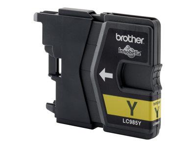 Brother LC985Y YELLOW CARTRIDGE