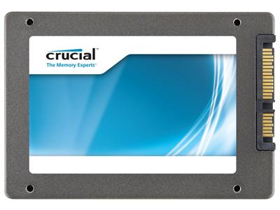 "Crucial 256GB m4 SATA 6Gb/s 2.5"" Solid State Drive"