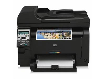 HP LaserJet Pro 100 M175nw Colour Laser Multifunction Printer