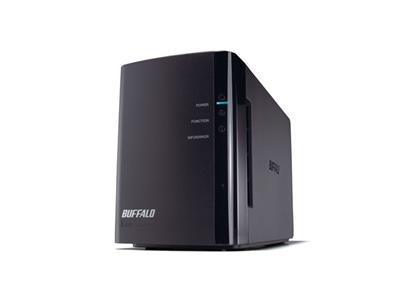 Buffalo 6TB (2 x 3TB) LinkStation Duo NAS (RAID 0/1)