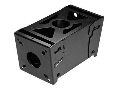 Peerless Flat Panel Mount, Dual Back-To-Back (Black)