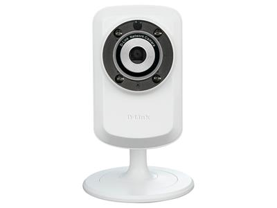 D-Link Securicam Wireless N Home IP Network Camera, WPS, IR w/ myDl