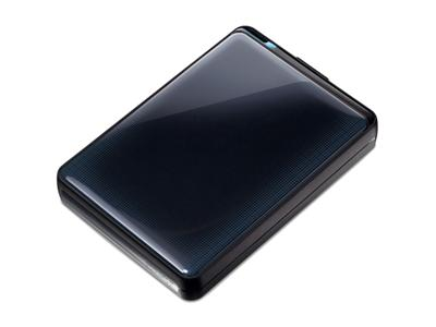 "Buffalo 1TB MiniStation Plus USB 3.0 2.5"" Portable Hard Drive (Slim / Shock Proof) Black"