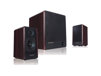 Microlab FC330 - 2.1-channel PC multimedia speaker system - 56 Watt (Total)