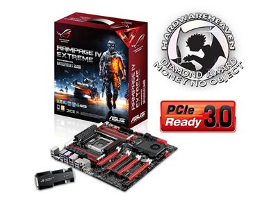 Asus Rampage IV Extreme/BF3 X79 S2011 Intel X79 DDR3 ATX