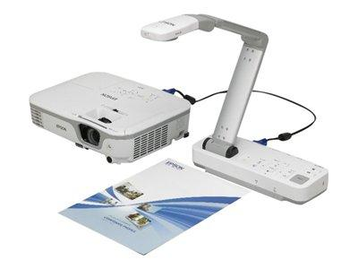 Epson EB-S11 EDU SVGA 3LCD Projector with 3 year lamp warranty edu