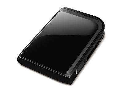 "Buffalo 500GB MiniStation Extreme USB 3.0 2.5"" Portable Hard Drive"