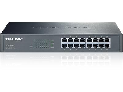 TP LINK 16-Port Gigabit Switch