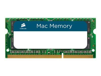 Corsair 16GB (2x8GB) DDR3 1333Mhz CL9 Apple SODIMM  Certified Apple Mac Memory Kit