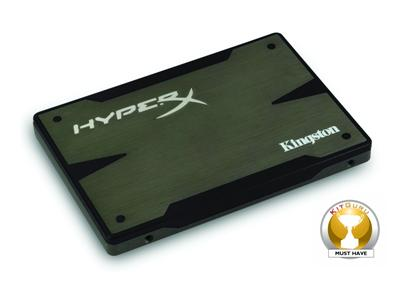 "Kingston 120GB HyperX 3K SATA 6Gb/s 2.5"" Solid State Drive"