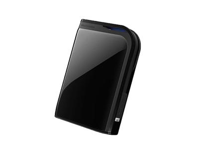 "Buffalo 1TB MiniStation Extreme USB 3.0 2.5"" Portable Black"