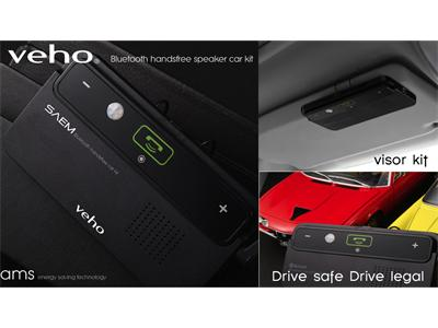 Veho SAEM Bluetooth Car Kit
