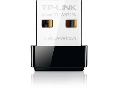 TP LINK 150Mbps wireless N Nano USB adapter