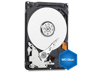 "WD 250GB Scorpio Blue SATA 3GB/s 5400RPM 8MB 2.5"" 7mm"
