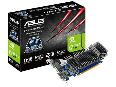 Asus GeForce GT 610 810MHz 2GB PCI-Express 2.0 HDMI Low Profile