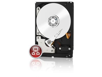 "WD 2TB Red SATA 6Gb/s 64MB 3.5"" Hard Drive"