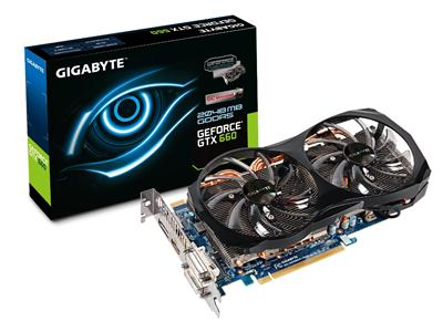 Gigabyte GeForce GTX 660 1033MHz 2GB PCI-Express 3.0 HDMI OC