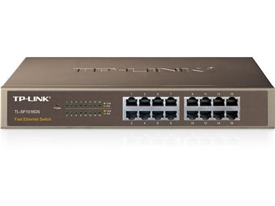 TP LINK 16-Port 10/100M Switch