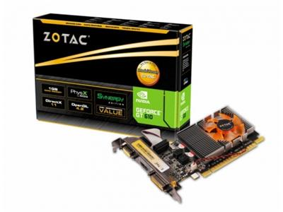 Zotac GeForce GT 610 1GB PCI-Express 2.0 HDMI Synergy Edition Low Profile