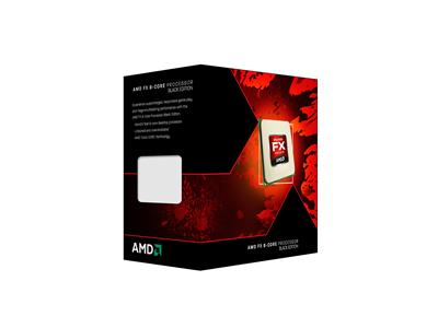 AMD FX8-8320 Black Edition Vishera 8 Core AM3+ 3.5GHz 16MB 125W
