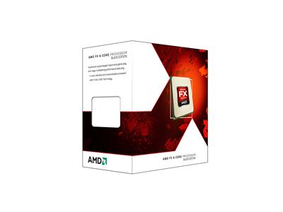 AMD FX4-4300 Black Edition Vishera Quad Core AM3+ 3.8GHz 8MB 95W
